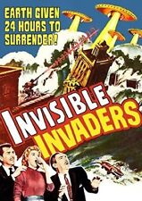 Invisible Invaders [New DVD]
