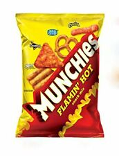 Frito Lay Munchies Flaming Hot, 64-count 2 ounces pack Snack Mix Flamin Hot