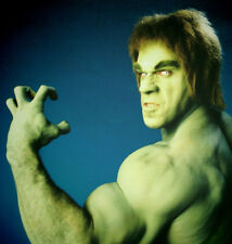 LOU FERRIGNO AS THE INCREDIBLE HULK GREAT PHOTO