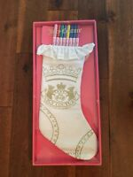 Juicy Couture Create your own Stocking 8 Washable Markers Christmas NIB $60