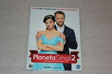 Planeta Singli 2 - DVD  POLISH RELEASE SEALED FILM POLSKI ENGLISH SUBTITLES