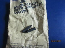 NOS McCulloch 100 110 120 130 140 Chainsaw Muffler Stud Set of 2 213327