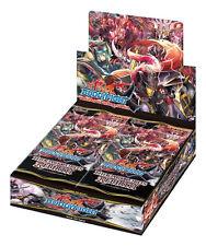 The Dark Lord's Rebirth Booster Box Future Card Buddyfight BFE X-BT01 Triple D