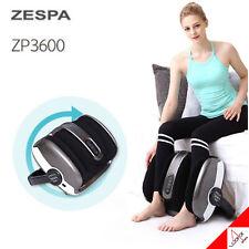 Zespa ZP3600 Twice Leg Liner- Foot Calf Massager Air Compression Rolling Massage