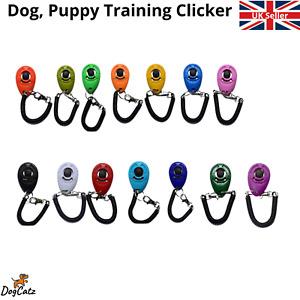 Pet Dog Clicker Training UK, Train Puppy Cat Dogs Kittens Obedience, Bark Recall