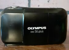 Olympus Stylus Epic-Camera Only No Other Parts Or Accessories-Used Read Descript