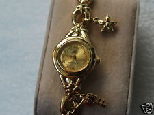 Q&Q by Citizen Gold Tone Lady Watch -- Bracelet Style