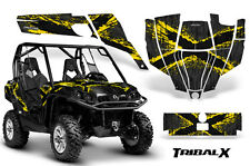 CAN-AM COMMANDER 800R 800XT 1000 1000XT 1000X GRAPHICS KIT DECALS STICKERS TXYB