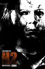 Halloween II movie poster  : 11 x 17 inches : Rob Zombie poster (style a)