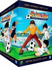 Olive et Tom - Captain Tsubasa (DVD, 2010, Set de 24 Disques, Edition Limitée)