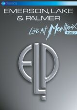 Emerson, LAKE & Palmer - Live At Montreux 1997 NUOVO DVD