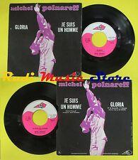 LP 45 7'' MICHEL POLNAREFF Gloria Je suis un homme france AZ 10592 no cd mc dvd*