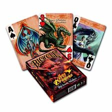 Bicycle Anne Stokes Age Of Dragon Playing Cards Poker Deck