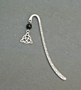 Charmed 'Power of Three' Inspired Bookmark Tibetan Silver Unique Birthday Gift