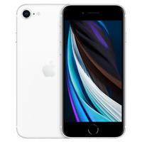 Apple iPhone SE 2nd Gen. - 64GB - White (Unlocked) A2275 (CDMA + GSM)