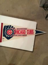 Chicago Cubs 1989 Eastern Divsion Champs pennant