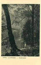 AK La Bresse/wool approx 1930 (?) Children on rabensee/Gothard metzeral Munster