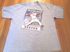 ACTION IMAGES BOSTON RED SOX JONATHAN PAPELBON T-SHIRT SIZE XL