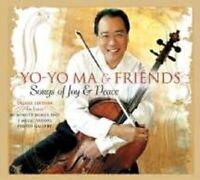 "YO YO MA ""SONGS OF JOY AND PEACE"" CD NEW!"