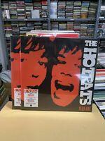 The Hotrats LP Turn Ons Clear Vinyl 2021 Demon Versiegelt
