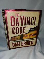 New listing The Da Vinci Code By Dan Brown(Special Illustrated Ed., 1st Edition 1st Print)