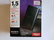 Sony External Hard Disk Drive for sale | eBay