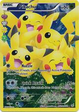 Generations Pikachu - RC29/32 - Full Art Ultra Rare x1 Light Play Pokemon