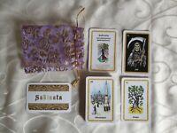 Sabinata Vier Jahreszeiten Wahrsagekarten, Kartenset, Manuela Richter, Esoterik