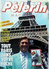 Mar rare 1987: JEAN-MICHEL JARRE + Guide PARIS
