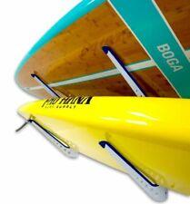 2 SUP Wall Storage Rack - Adjustable Metal Paddleboard Home 26amp Garage Mount