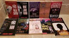 Book Lot of 10 Caroline B Cooney YA Vtg 90s Suspense & Horror Books