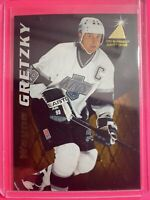 1995-96 Pinnacle Zenith Edition #13 Wayne Gretzky Los Angeles Kings Base
