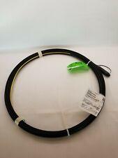 Corning 434401EB4R2100F-P Fiber Optic Cable, 100ft, Black