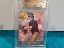 1991 Fleer Brett Favre #283 Football Card