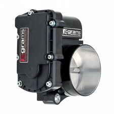 Grams Performance G09-05-0001 72mm DBW Throttle Body Fits Civic Si/S2000/TSX