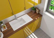 Spülbecken küche weiß  Bad- & Küchen-Spülen | eBay