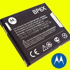 ORIGINAL MOTOROLA BP6X AKKU CLIQ DEXT MB200 DROID MILESTONE 2 A853 A855 XT72 NEU
