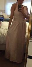 Vera Wang Dress Size 8 Pink Wedding Bridesmaid