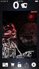 Topps Star Wars Digital Card Trader Darth Vader Galactic Matrix Insert Award