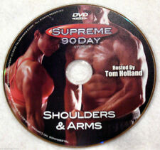 SUPREME 90 DAY WORKOUT - Shoulders & Arms - New DVD - Shot In HD