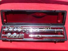 Altus 1407 (1607) E Vollsilber Querflöte Flöte Silberflöte flute solid silver
