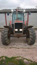 Massey 3095 Dynashift Tractor