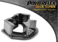 Powerflex BLACK Poly For Volvo S40 04 onwards Lower Engine Mount Bush
