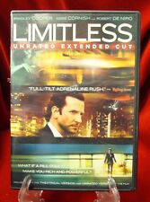 DVD - Limitless (Unrated Extended Cut / 2011)
