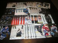 Huge Lot of (50) Peter Bondra Hockey Cards Capitals with Rookies