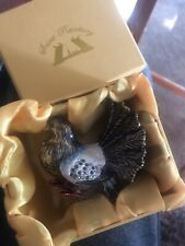 Faberge Bird In Lined Box - Exquisite
