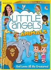 DVD + Digital Copy - Animation - Little Angels: Animals - Producer Roma Downey
