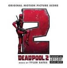 DEADPOOL 2/OST SCORE - BATES,TYLER   CD NEW! BATES,TYLER