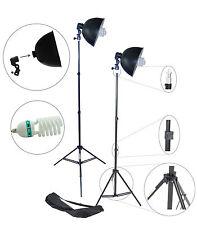 DynaSun S27Kit 800W Kit d'éclairage Studio avec Ampoule DayLight Douille Trépied
