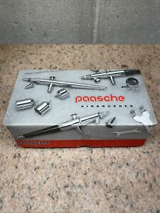Paasche Airbrush Kit P-118 H#1 Kit with Accessories